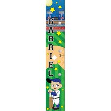 Baseball Boy Growth Chart