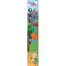 <strong>Mona Melisa Designs</strong> Dino Boy Growth Chart