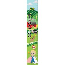 <strong>Mona Melisa Designs</strong> Farm Boy Growth Chart