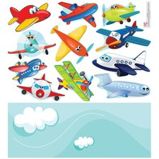 Peel and Play Planes Accessory Pack