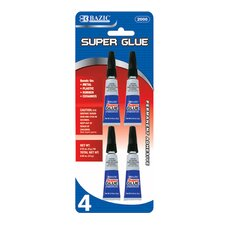 Super Glue (Set of 4)