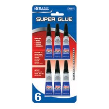 Super Glue (Set of 6)