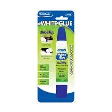 Dual Tip White Glue