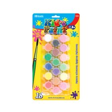 18 Color Kid's Paint Set