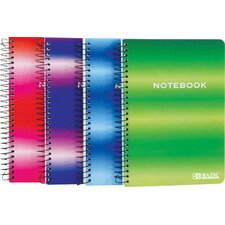 <strong>Bazic</strong> Personal / Assignment Spiral Notebook (Set of 36)