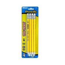 #2 The First Jumbo Premium Pencil (Set of 4) (Set of 4)