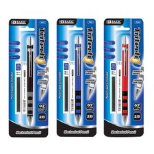 Tritech 0.7 mm Mechanical Pencil with Ceramics High-Quality Lead