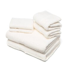 Luxury 6 Piece Towel Set