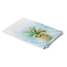 Garden Pineapple Hand Towel (Set of 2)