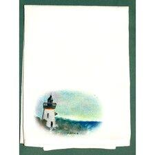 Coastal Light House Hand Towel (Set of 2)
