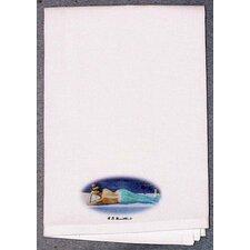 Coastal Mermaid Hand Towel (Set of 2)