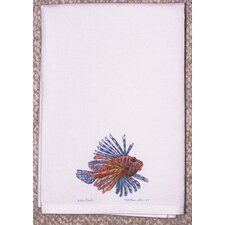Coastal Lion Fish Hand Towel