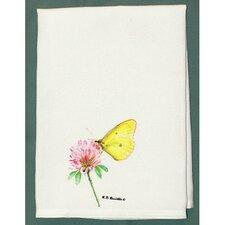 Butterfly Sulphur Hand Towel (Set of 2)