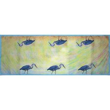 <strong>Betsy Drake Interiors</strong> Heron Table Table Runner