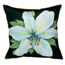 Garden Casablanca Lily Indoor / Outdoor Pillow