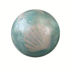 Capiz Seashell Design Ball (Set of 2)