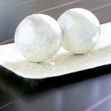 Capiz Ball (Set of 2)