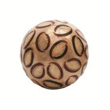 Capiz Rings Ball (Set of 2)