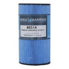 GB Rainbow Universal Filter 35sf C-4335