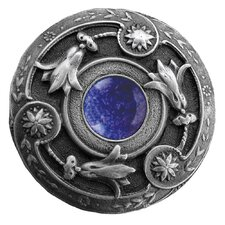 """Jewel 1.25"""" Round Knob"""
