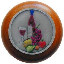 "Tuscan 1.5"" Round Knob"