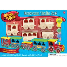 Works of Ahhh Express Train Set