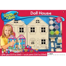 Works of Ahhh Dollhouse Set