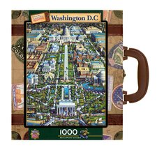 Eric Dowdle Washington D.C. 1000 Piece Jigsaw Puzzle