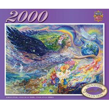 Josephine Wall Earth Angel 2000 Piece Jigsaw Puzzle