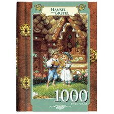 Randy Earles Hansel and Gretel 1000 Piece Jigsaw Puzzle