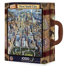 Eric Dowdle New York City 1000 Piece Jigsaw Puzzle