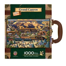 Eric Dowdle Grand Canyon 1000 Piece Jigsaw Puzzle