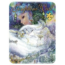Josephine Wall Snow Queen 1000 Piece Jigsaw Puzzle