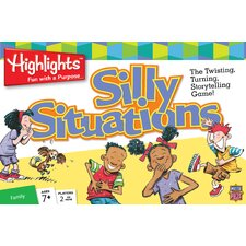 Highlights Silly Situations Game