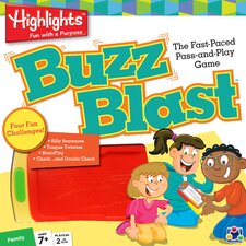 Highlights Buzz Blast Game