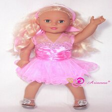 "Glamour Girl Party Dress for 18"" American Girl Doll"