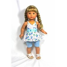 "Berry Cute Outfit Fits 18"" American Girl Doll"