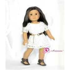 "<strong>Arianna</strong> Indie Dress Fits 18"" American Girl Doll"