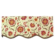 Cerque Provance Cotton Curtain Valance