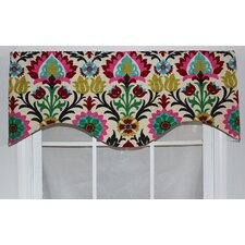 Wonderlust Cotton Curtain Valance