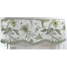 Pontoise Provance Cotton Curtain Valance