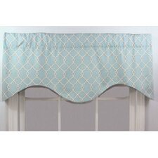 "Chippendale 50"" Curtain Valance"