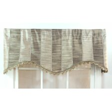 Como Cotton Curtain Valance