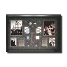 Sands and Bellagio 'Oceans Eleven' Memorabilia