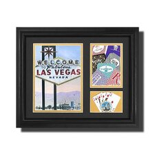 <strong>Legendary Art</strong> 'Welcome to Las Vegas' Sign Picture