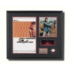 <strong>Legendary Art</strong> Framed 'Cool Hand Luke' Memorabilia