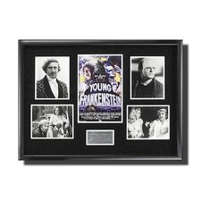 <strong>Legendary Art</strong> Framed 'Young Frankenstein' Memorabilia