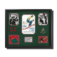 <strong>Legendary Art</strong> Framed 'It's A Wonderful Life' Memorabilia