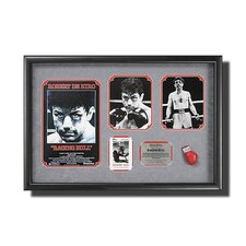 <strong>Legendary Art</strong> Framed 'Raging Bull' Memorabilia