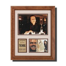 'The Shining' Movie Memorabilia